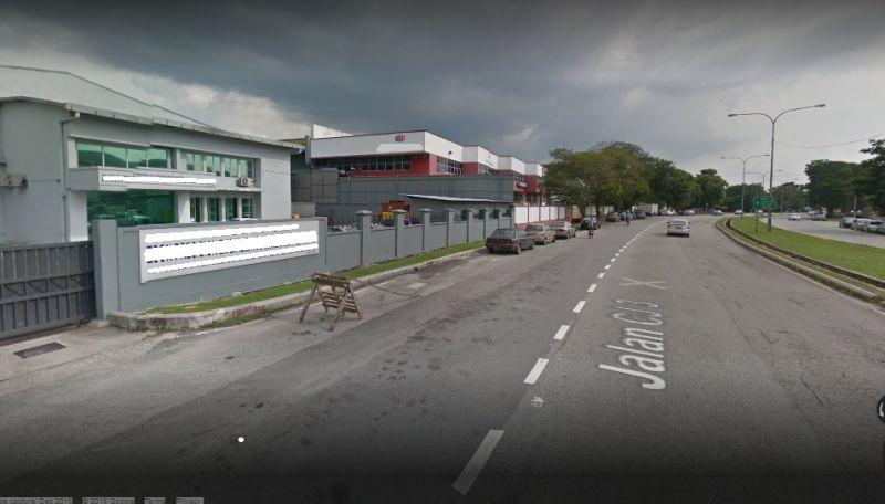 马来西亚吉隆坡蕉赖再也工业园工厂/仓库 出售,编号20923