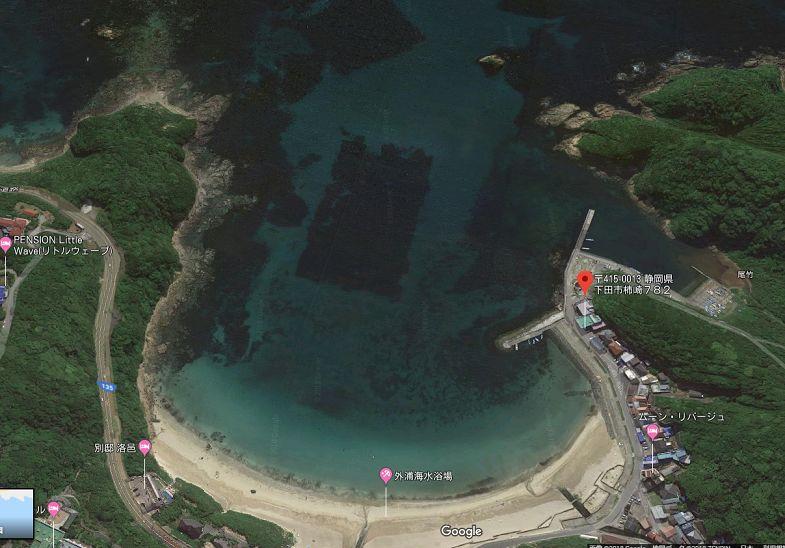 日本-【WinC】超稀罕投资物件---伊豆海边一幢温泉旅馆