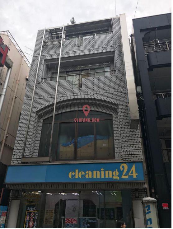 CHS投资物件--东京千代田区一栋楼