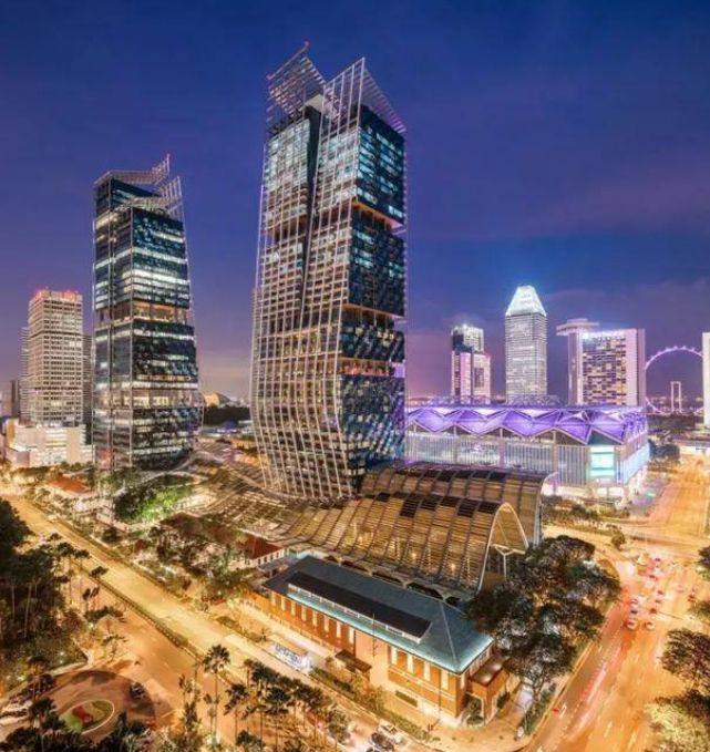 新加坡市中心风华南岸现房开放 王者之姿 豪华至级