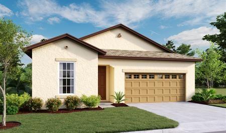 美国奥兰多牧场风格的Sunstone住宅,大卧室,3车库
