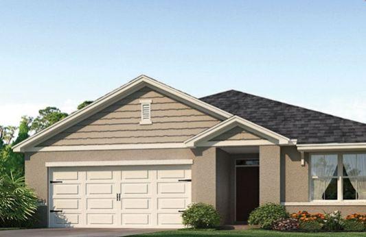 美国奥兰多社区3卧,2浴,2车,设施便利,风景优美