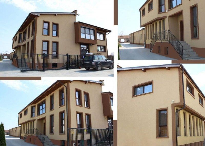 罗马尼亚-豪华办公室+仓库和2间豪华公寓-户主直售