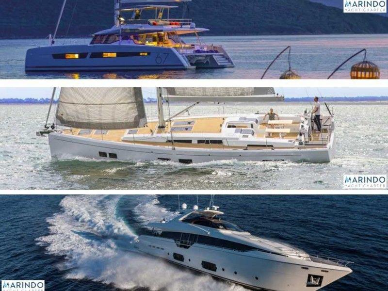 投资印尼龙目岛澳大利亚游艇会, 法国免税进口游艇和别墅