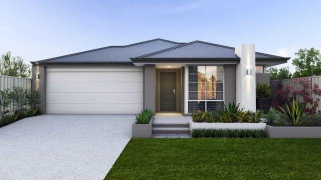 西澳买地建房:地块$14.9万澳元起 套餐$31.9万澳元起