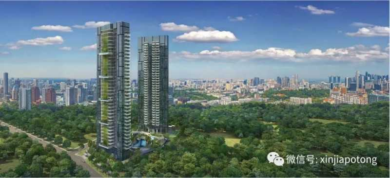 新加坡乌节路永久地契,有延迟付款计划,1房只需145.7万起