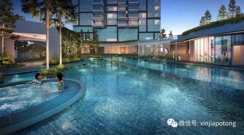 新加坡乌节路永久地契,有延迟付款计划,1房只需145.7万起,编号21668