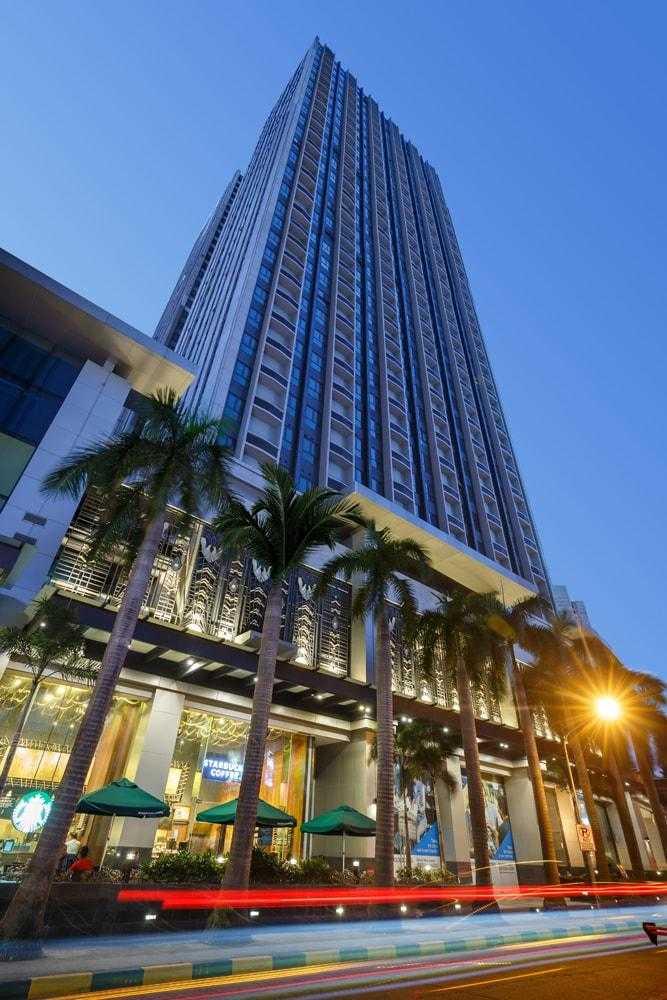 菲律宾  The Sapphire Bloc 公寓