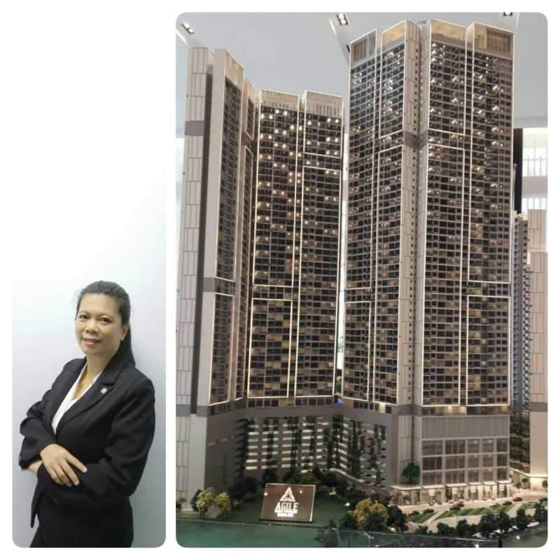 马来西亚吉隆坡2卧2卫新开发的房产,编号21737