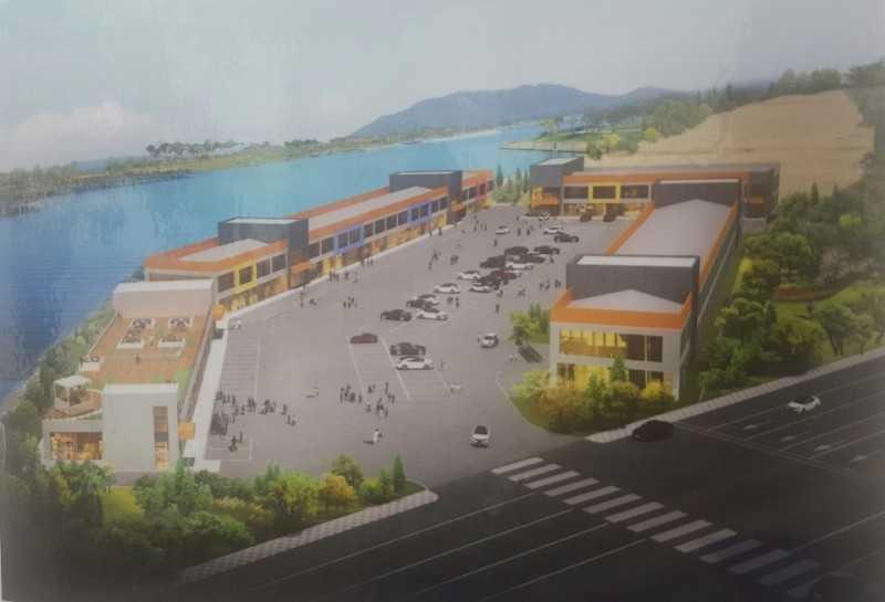 韩国 釜山江西区 鸣旨国际新都市 地皮