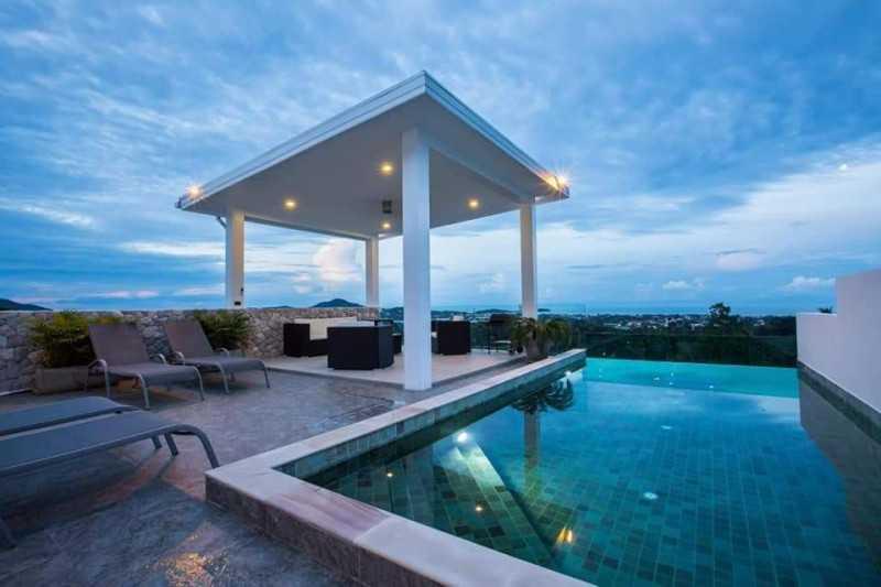 泰国苏梅岛 HH 4 卧室别墅