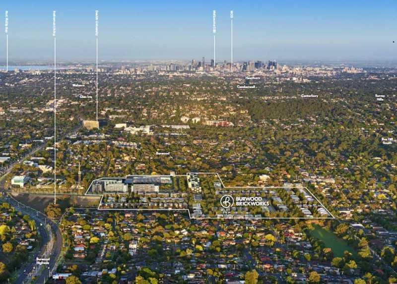 澳洲首个六星节能社区(公寓/别墅)- Burwood