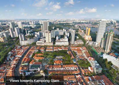 新加坡双景坊 - 最后2套! 通过开发商的代理购买!