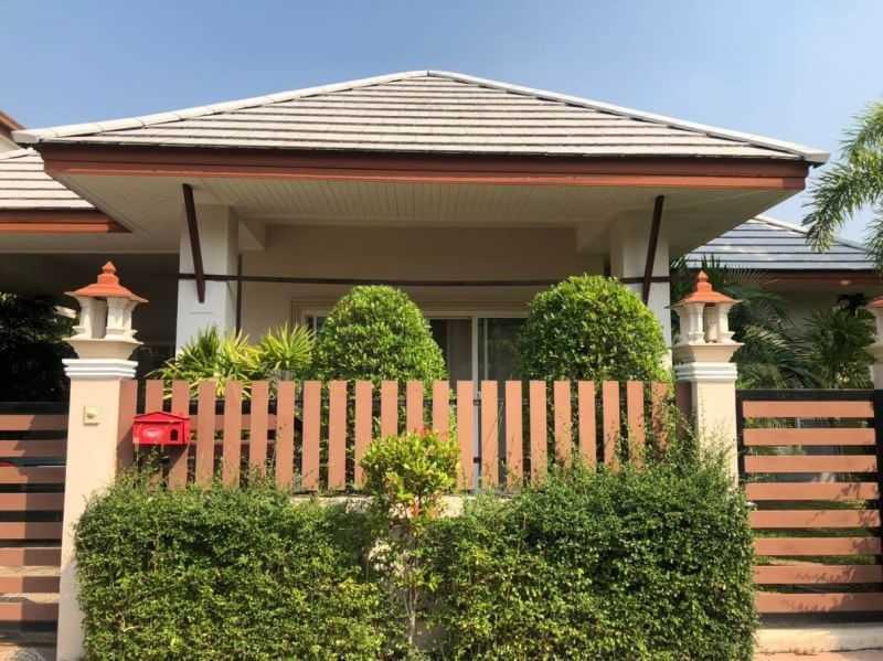 泰国芭提雅 Ban Dusit view-小型独立别墅