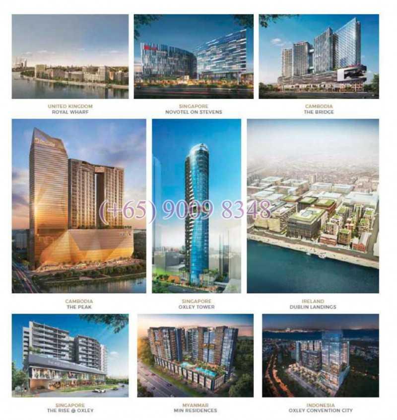 马来西亚吉隆坡-Oxley Towers,编号22315