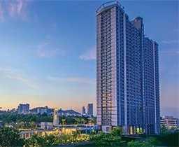 芭提雅性价比极高的现代海景公寓 Supalai Mare