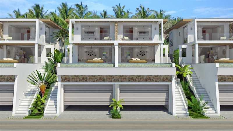 泰国苏梅岛 HH 3 卧室别墅