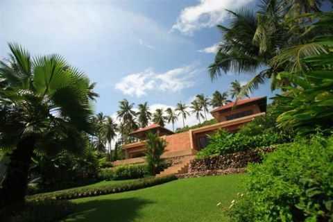 泰国苏梅岛 HH 4 卧室别墅 (HS0333)
