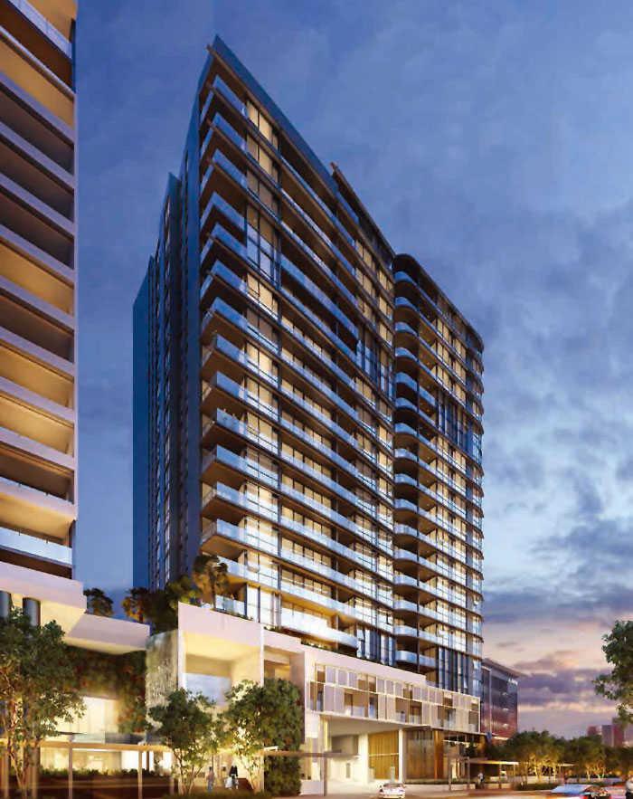 Capri 布里斯班豪华公寓 地理位置绝佳-布里斯班房产