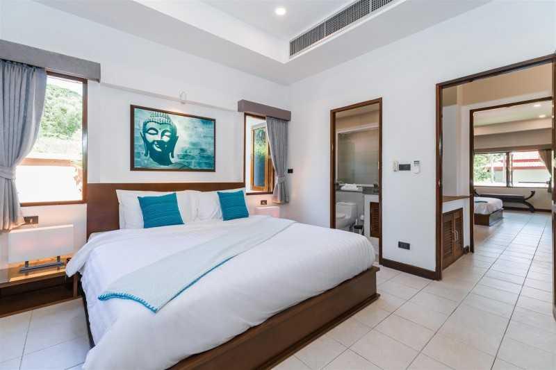 泰国苏梅岛 HH 3 卧室别墅 (HS0619)