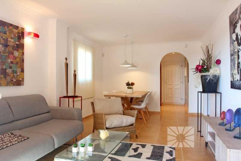 西班牙太阳山庄花园式公寓,编号23164