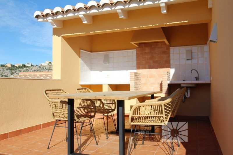 西班牙简约温馨公寓