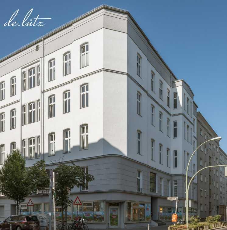 柏林市中心典雅复古公寓