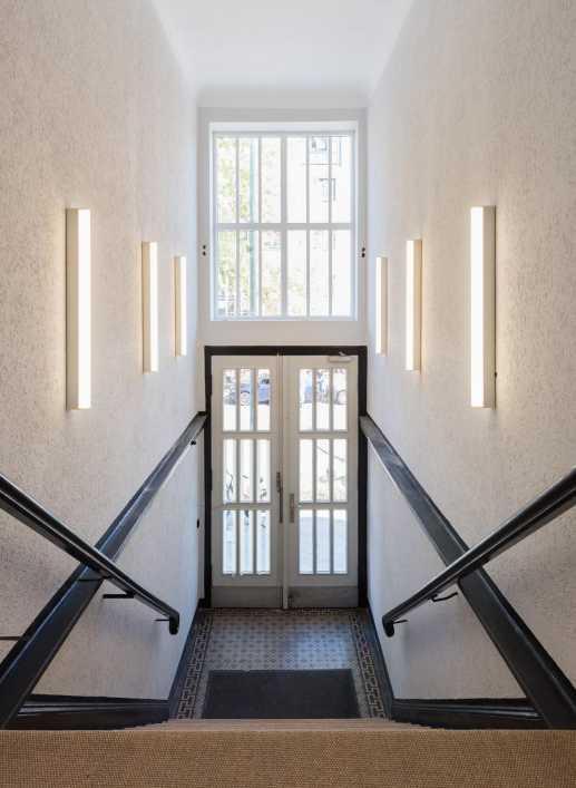 柏林市中心典雅复古公寓,编号23568