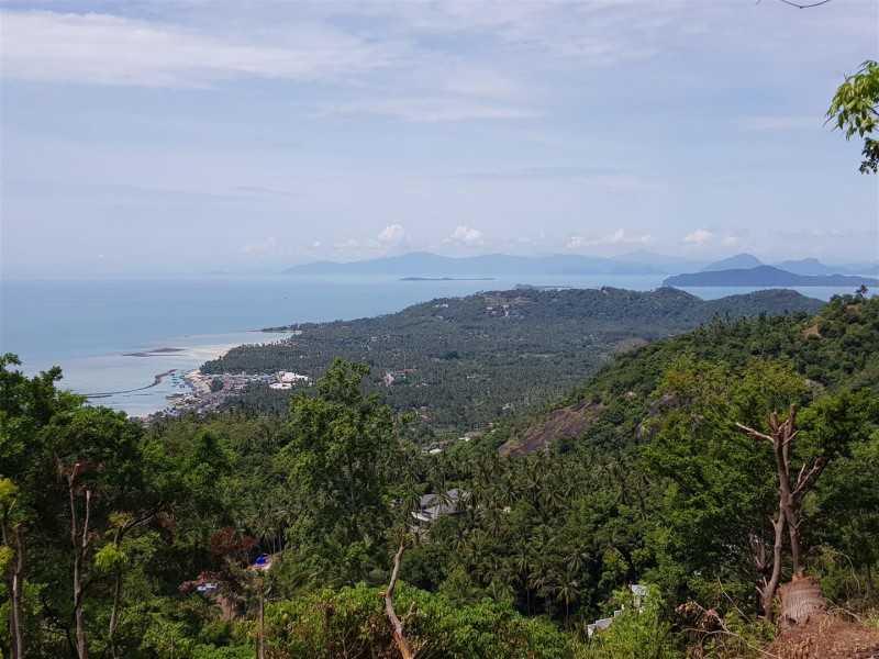 泰国苏梅岛 HH 23,200 平方米海景土地
