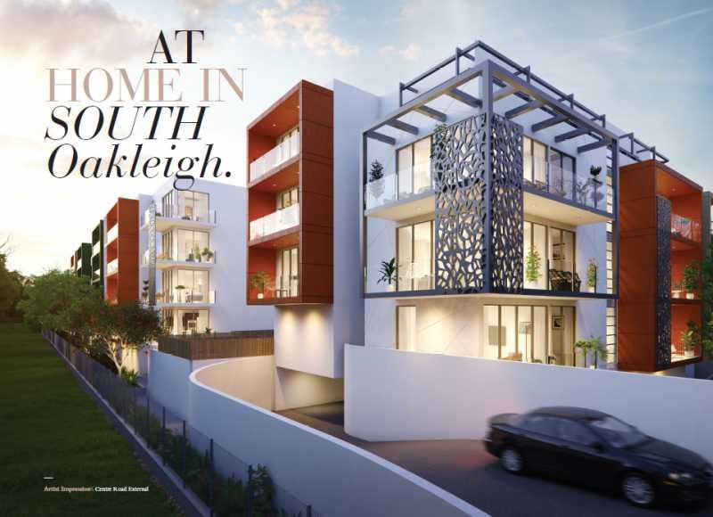 澳洲东南区低密度学区房公寓,投资自住两相宜!