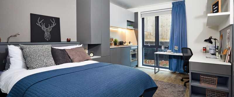 英国尚选地产学生公寓-维塔学舍卡迪夫项目