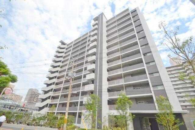大阪市北区新装修公寓 两面有阳台环绕 近天神桥商店街