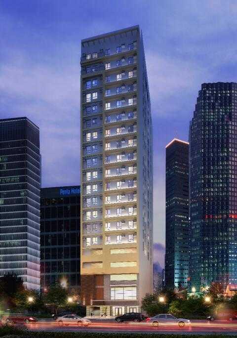 菲律宾马尼拉乔布斯国际公寓 ISUITS,编号24585