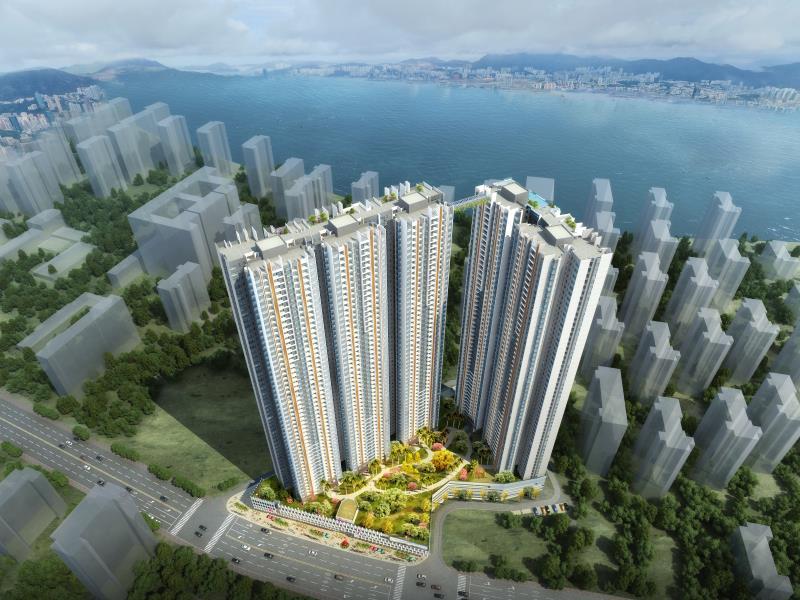 柬埔寨精装装修公寓 富力金边中心城·华庭 美元资产 永久产权