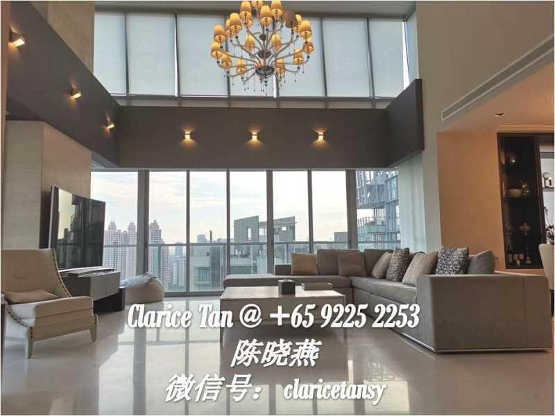 新加坡超豪华阁楼出售! 第9区- 乌节路地段