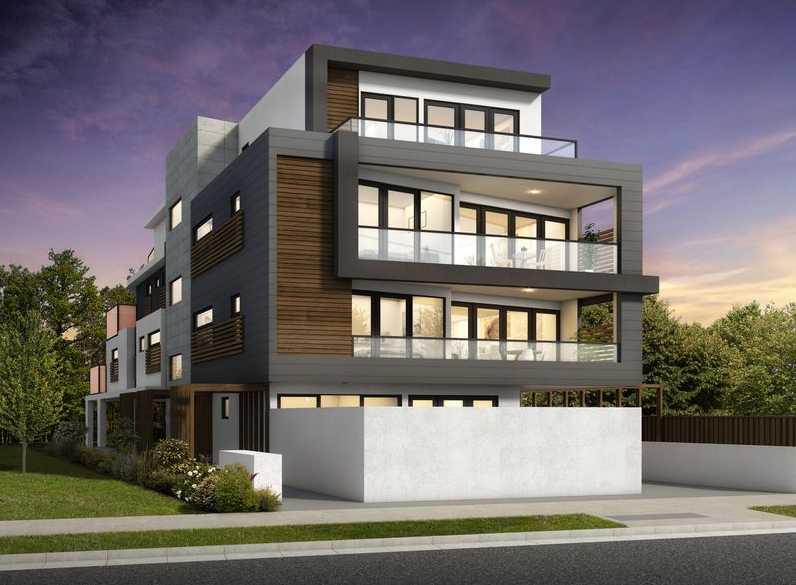 墨尔本富人区低密度公寓,完美学区,黄金位置!
