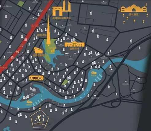 首付30万起,拎包入住!迪拜哈利法塔区高端公寓