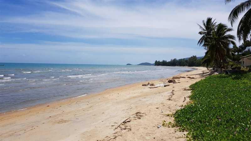 苏梅岛 HH 海滨土地,编号25003