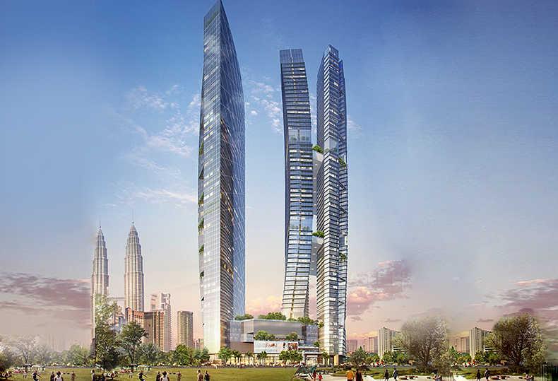 马来西亚吉隆坡 YOO 8 品牌公寓B栋