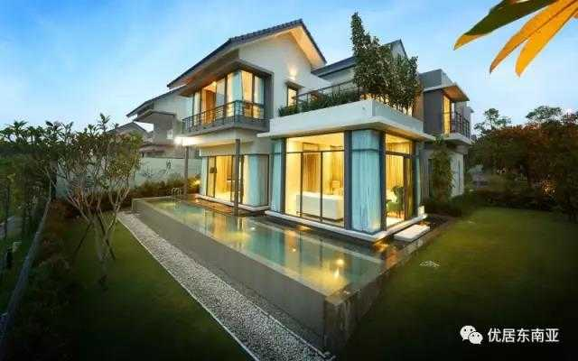马来西亚 新山 丽舍庄园别墅 豪华私人庄园