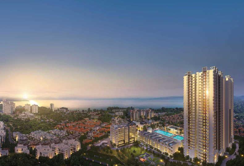 马来西亚 槟城 FerringhiResidence2
