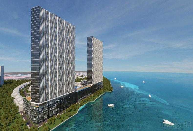 马来西亚槟城 梦想之城 City of Dreams 海景房