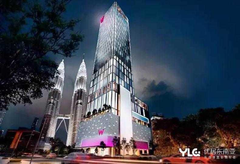 马来西亚 吉隆坡丽阳豪庭 The Residences 现房