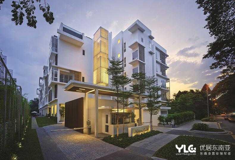 马来西亚 嘉逸华府-吉隆坡中心豪华公寓 大平层 现房 低单价