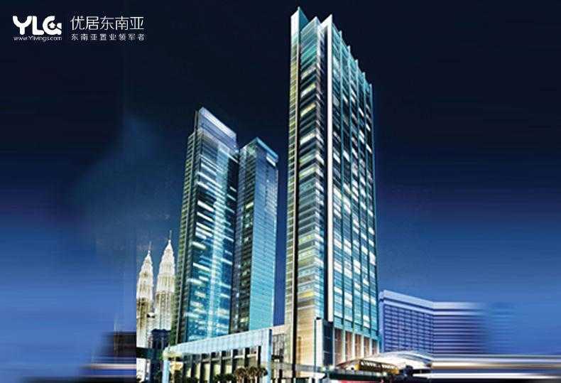 马来西亚 吉隆坡 丽思卡尔顿豪华公寓 现房