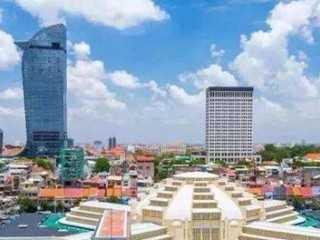 ONE PARK 金边壹号:柬埔寨经济增长促进房地产行业稳健发展