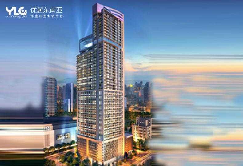 马来西亚吉隆坡 The Luxe 麦哲伦双子公寓 地铁房