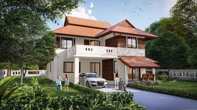 泰国清迈康腾别墅|杭东富人区的兰纳式豪宅