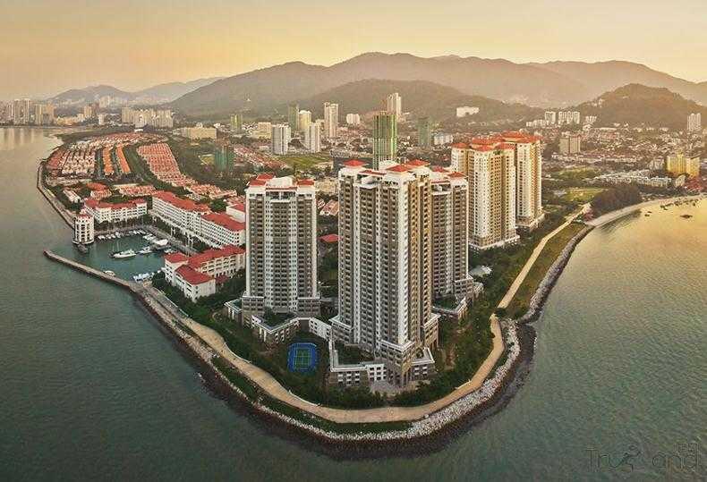 马来西亚槟城 18 East at Andaman一线海景房