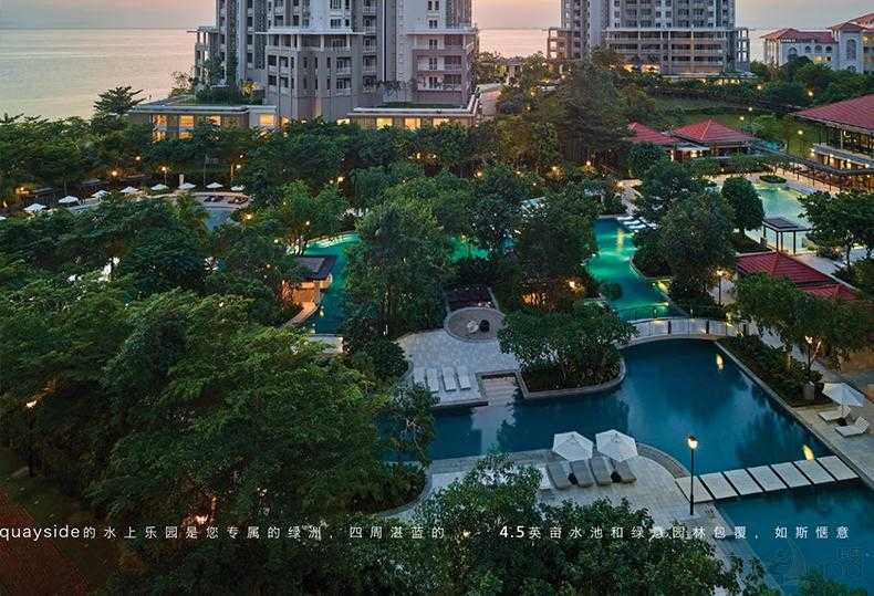 马来西亚槟城 18 East at Andaman一线海景房,编号25239